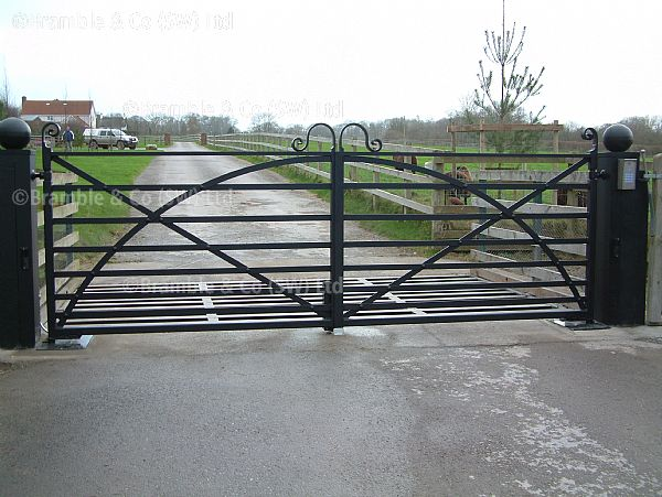 Electric Gate Suppliers, Taunton