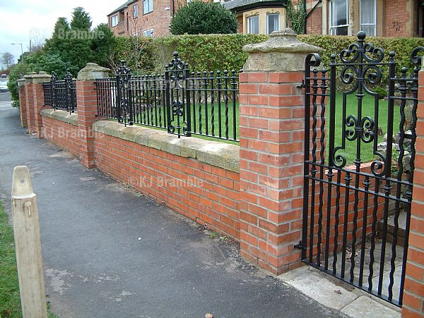 Victorion Railings and Gates,Somerset