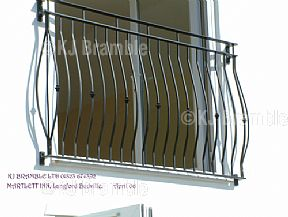 Window Balcony Railings,Somerset