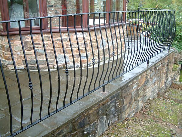 Balcony Railings,Somerset,Bristol and Avon