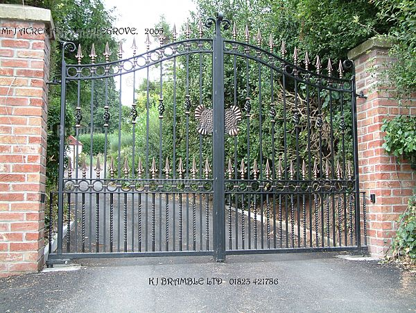 Electric Gates,Avon and Somerset