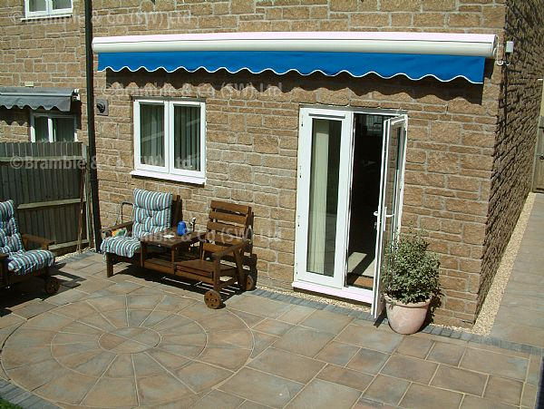Electric Awning,Taunton, Somerset