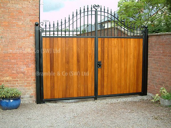 Bespoke Wooden Gates,Mendip,Avon and Dorset.