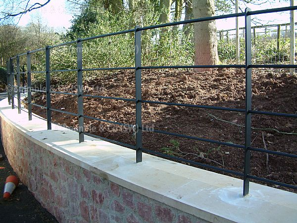Estate Fencing Suppliers in Somerset