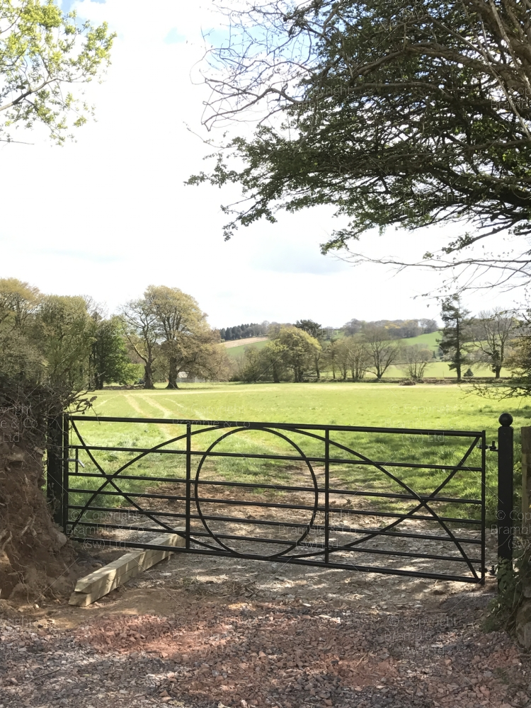Field Gates, Farm Gates Somerset