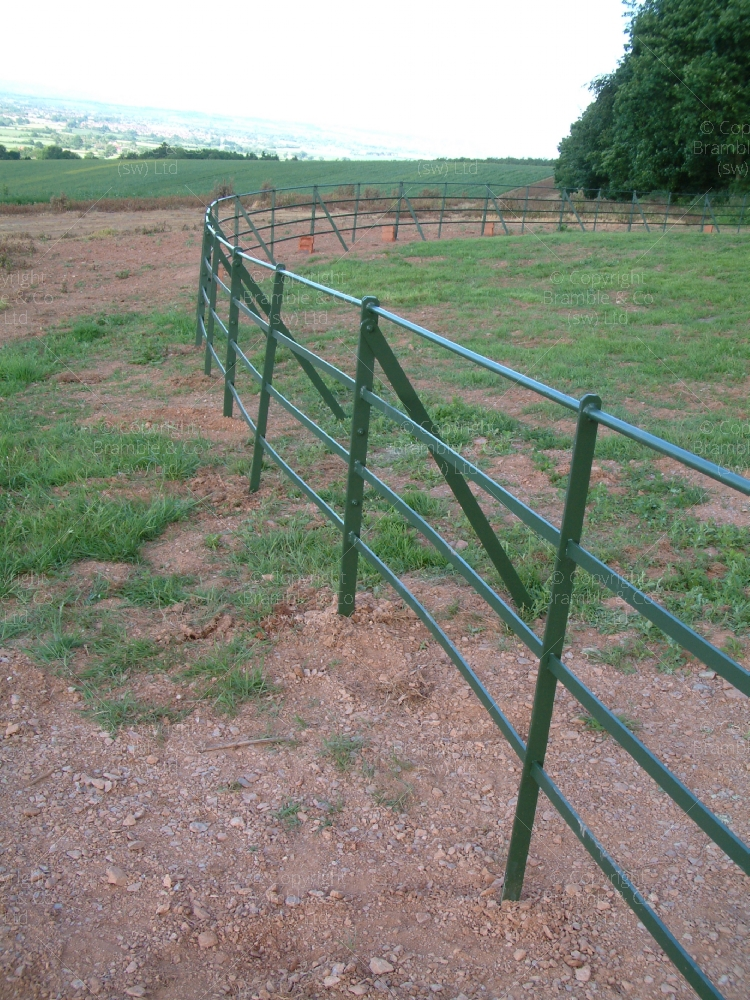 Metal Fencing railings, Somerset and Devon